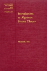 Ebook in inglese Introduction to algebraic system theory -, -