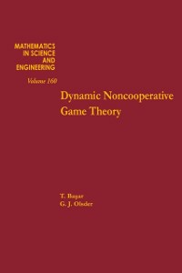 Ebook in inglese Dynamic noncooperative game theory -, -