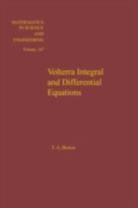 Ebook in inglese Volterra integral and differential equations -, -