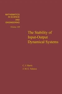 Ebook in inglese stability of input-output dynamical systems -, -