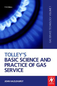 Ebook in inglese Tolley's Basic Science and Practice of Gas Service Hazlehurst, John