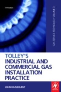 Ebook in inglese Tolley's Industrial and Commercial Gas Installation Practice Hazlehurst, John