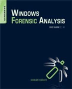 Ebook in inglese Windows Forensic Analysis DVD Toolkit Carvey, Harlan