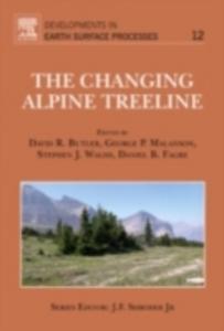 Ebook in inglese Changing Alpine Treeline -, -