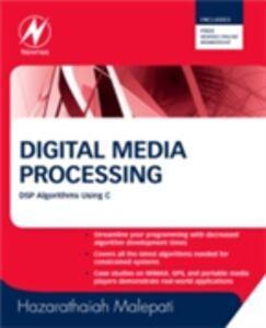 Ebook in inglese Digital Media Processing Malepati, Hazarathaiah