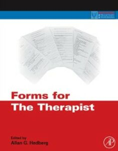 Ebook in inglese Forms for the Therapist