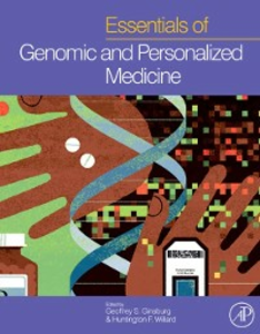 Ebook in inglese Essentials of Genomic and Personalized Medicine -, -