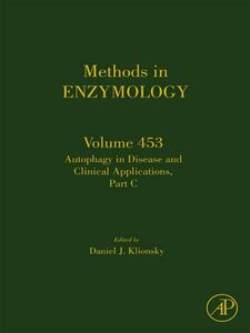 Foto Cover di Autophagy in Disease and Clinical Applications, Ebook inglese di Daniel Klionsky, edito da Elsevier Science