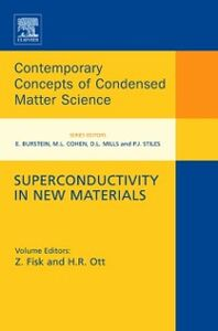 Ebook in inglese Superconductivity in New Materials