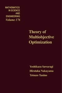 Ebook in inglese Theory of Multiobjective Optimization -, -
