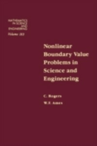 Ebook in inglese Nonlinear boundary value problems in science and engineering -, -