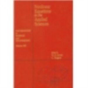 Foto Cover di Nonlinear equations in the applied sciences, Ebook inglese di  edito da Elsevier Science