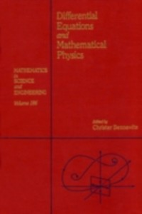 Ebook in inglese Differential equations and mathematical physics : proceedings of the international conference held at the University of Alabama at Birmingham, March 15-21, 1990 -, -
