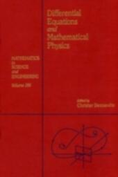 Differential equations and mathematical physics : proceedings of the international conference held at the University of Alabama at Birmingham, March 15-21, 1990