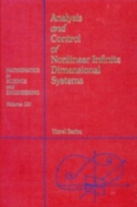 Ebook in inglese Analysis and control of nonlinear infinite dimensional systems -, -