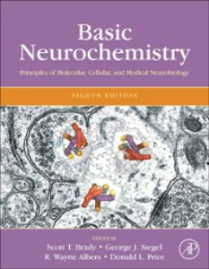 Ebook in inglese Basic Neurochemistry -, -
