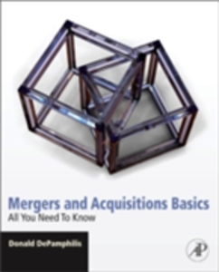 Ebook in inglese Mergers and Acquisitions Basics DePamphilis, Donald
