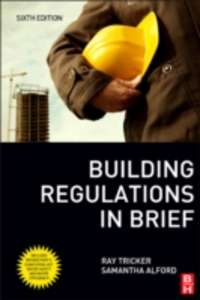 Ebook in inglese Building Regulations in Brief Alford, Samantha , Tricker, Ray
