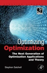 Foto Cover di Optimizing Optimization, Ebook inglese di Stephen Satchell, edito da Elsevier Science