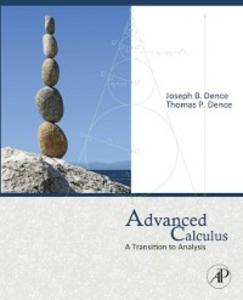 Ebook in inglese Advanced Calculus Dence, Joseph B. , Dence, Thomas P.