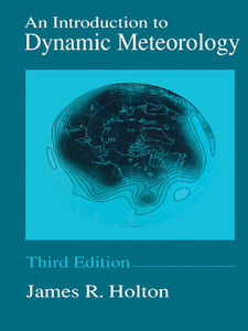 Ebook in inglese An Introduction to Dynamic Meteorology