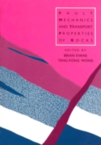 Ebook in inglese Fault Mechanics and Transport Properties of Rocks -, -