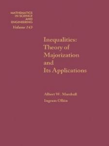 Ebook in inglese Inequalities Marshall, Albert W. , Olkin, Ingram