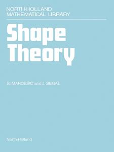 Ebook in inglese Shape Theory Mardesic, S. , Segal, J.