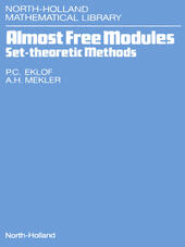 Almost Free Modules