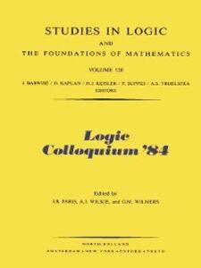 Ebook in inglese Logic Colloquium '84 -, -