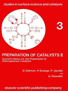 Ebook in inglese Preparation of Catalysts II -, -