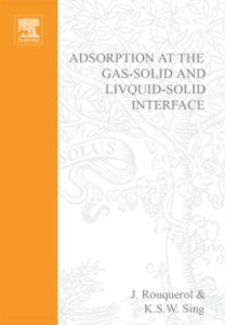 Ebook in inglese Adsorption at the Gas-Solid and Liquid-Solid Interface -, -