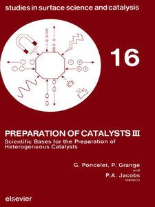 Ebook in inglese Preparation of Catalysts III