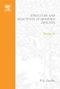 Ebook in inglese Structure and Reactivity of Modified Zeolites -, -