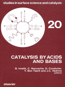 Ebook in inglese Catalysis by Acids and Bases -, -