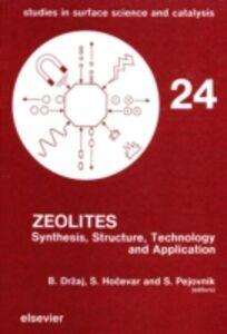 Foto Cover di Zeolites, Ebook inglese di  edito da Elsevier Science