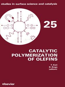 Ebook in inglese Catalytic Polymerization of Olefins -, -