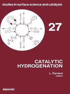 Ebook in inglese Catalytic Hydrogenation -, -