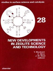 Foto Cover di New Developments in Zeolite Science and Technology, Ebook inglese di AA.VV edito da Elsevier Science