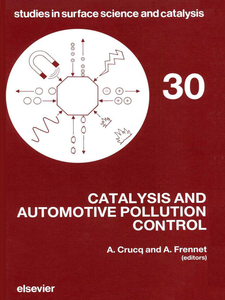 Ebook in inglese Catalysis and Automotive Pollution Control -, -