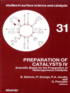 Ebook in inglese Preparation of Catalysts IV -, -