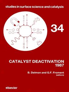 Ebook in inglese Catalyst Deactivation 1987 -, -