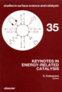 Ebook in inglese Keynotes in Energy-Related Catalysis -, -