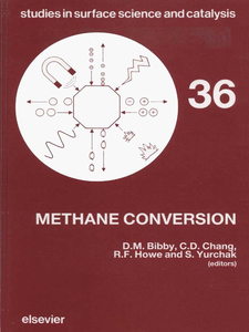 Ebook in inglese Methane Conversion -, -
