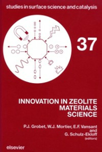 Ebook in inglese Innovation in Zeolite Materials Science -, -