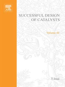 Ebook in inglese Successful Design of Catalysts -, -