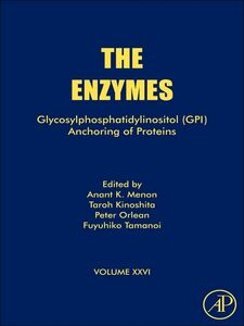 Foto Cover di Glycosylphosphatidylinositol (GPI) Anchoring of Proteins, Ebook inglese di AA.VV edito da Elsevier Science