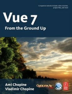 Ebook in inglese Vue 7 Chopine, Ami , Chopine, Vladimir