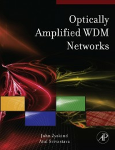 Ebook in inglese Optically Amplified WDM Networks -, -