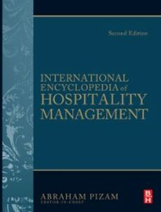Foto Cover di International Encyclopedia of Hospitality Management, Ebook inglese di  edito da Elsevier Science